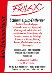 Frilax_Schimmelpilzentferner
